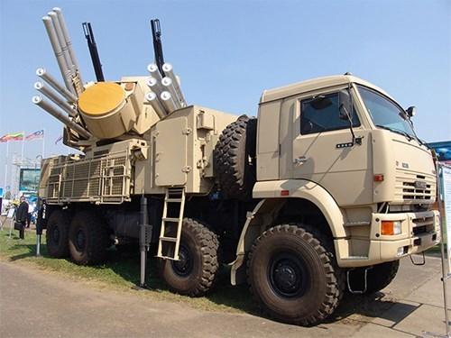 Điểm mặt những vũ khí phòng không tầm thấp uy lực của Nga - Ảnh 7.