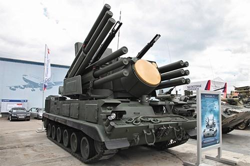 Điểm mặt những vũ khí phòng không tầm thấp uy lực của Nga - Ảnh 8.