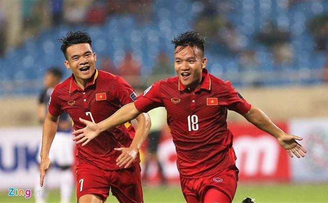 DTVN thang Campuchia 5-0 nho hang cong ruc sang hinh anh 1