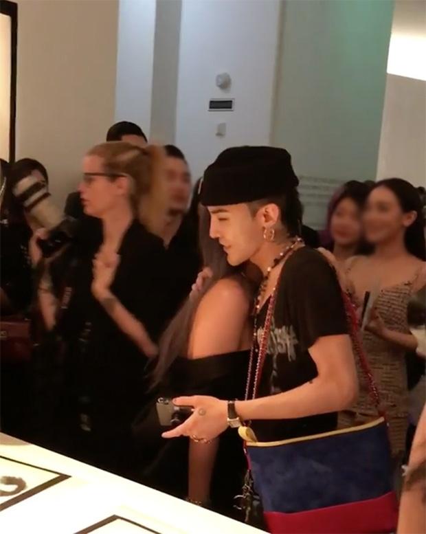 G-Dragon gây sốc vì gầy đáng báo động, bị tố lạm dụng thẩm mỹ đến mức mặt biến dạng - Ảnh 3.