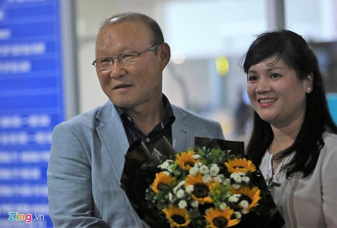 HLV Park Hang-seo toi Viet Nam hinh anh 4