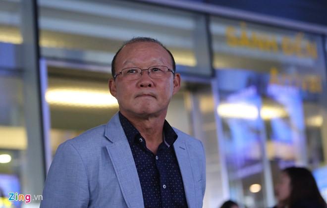 HLV Park Hang-seo toi Viet Nam hinh anh 5