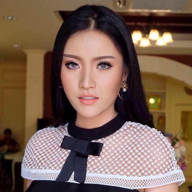 Hoa hậu Quốc tế Hòa bình tại VN: Ngỡ ngàng nhan sắc đẹp tựa minh tinh của Hoa hậu Lào - Ảnh 1.