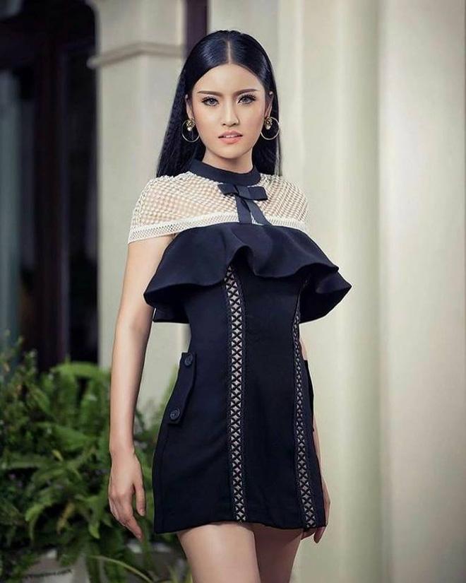 Hoa hậu Quốc tế Hòa bình tại VN: Ngỡ ngàng nhan sắc đẹp tựa minh tinh của Hoa hậu Lào - Ảnh 2.