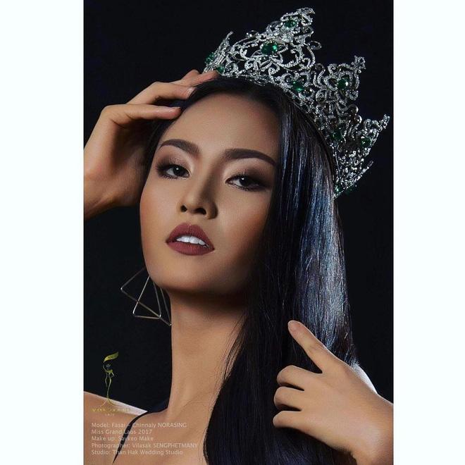 Hoa hậu Quốc tế Hòa bình tại VN: Ngỡ ngàng nhan sắc đẹp tựa minh tinh của Hoa hậu Lào - Ảnh 3.