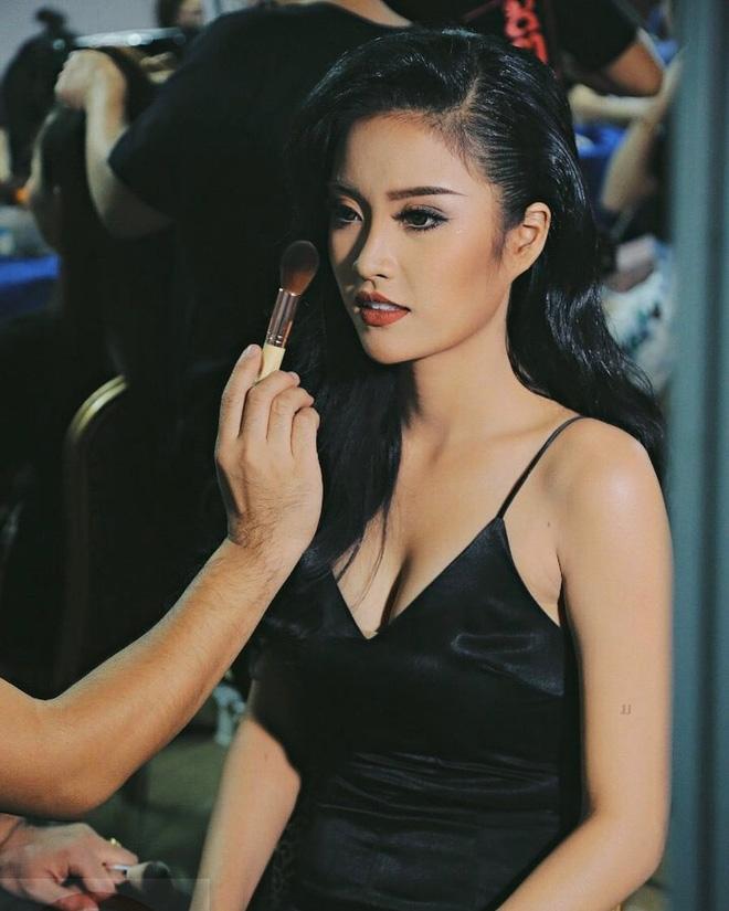 Hoa hậu Quốc tế Hòa bình tại VN: Ngỡ ngàng nhan sắc đẹp tựa minh tinh của Hoa hậu Lào - Ảnh 4.