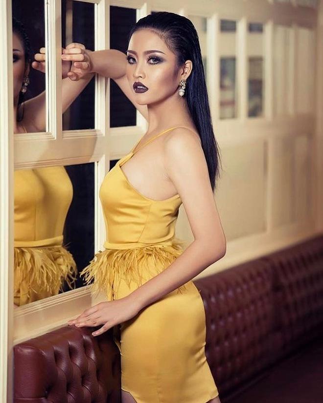 Hoa hậu Quốc tế Hòa bình tại VN: Ngỡ ngàng nhan sắc đẹp tựa minh tinh của Hoa hậu Lào - Ảnh 5.