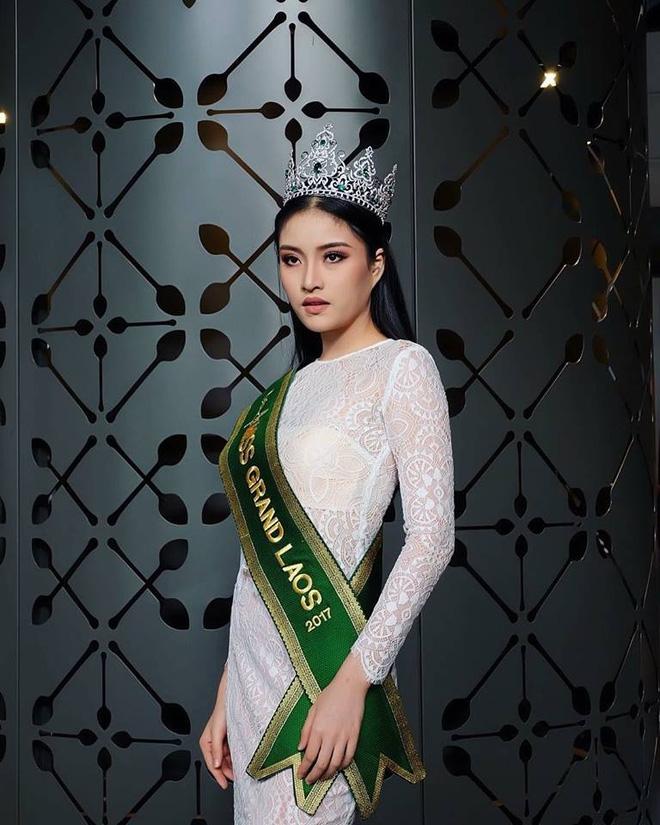 Hoa hậu Quốc tế Hòa bình tại VN: Ngỡ ngàng nhan sắc đẹp tựa minh tinh của Hoa hậu Lào - Ảnh 7.