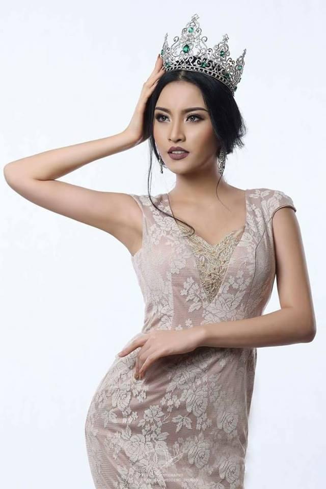 Hoa hậu Quốc tế Hòa bình tại VN: Ngỡ ngàng nhan sắc đẹp tựa minh tinh của Hoa hậu Lào - Ảnh 8.