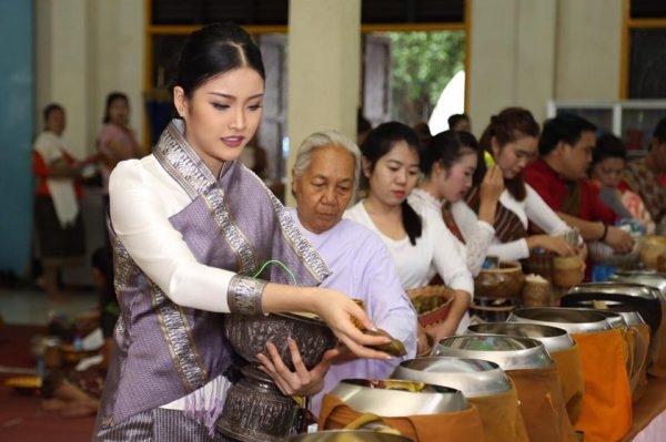 Hoa hậu Quốc tế Hòa bình tại VN: Ngỡ ngàng nhan sắc đẹp tựa minh tinh của Hoa hậu Lào - Ảnh 21.