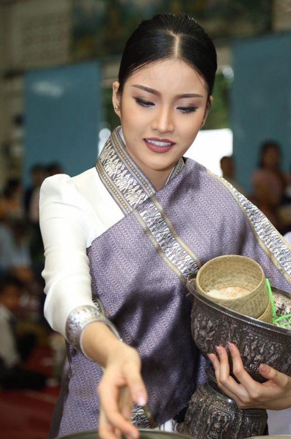 Hoa hậu Quốc tế Hòa bình tại VN: Ngỡ ngàng nhan sắc đẹp tựa minh tinh của Hoa hậu Lào - Ảnh 23.
