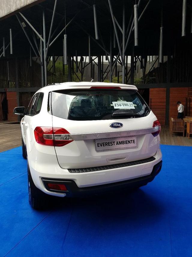 Lộ thêm ảnh và giá bán của Ford Everest mới tại Việt Nam - Ảnh 4.