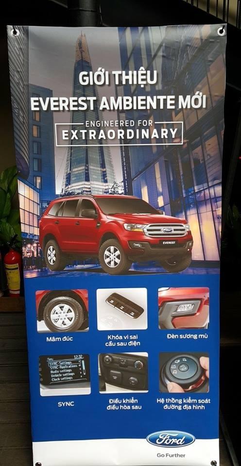 Lộ thêm ảnh và giá bán của Ford Everest mới tại Việt Nam - Ảnh 10.