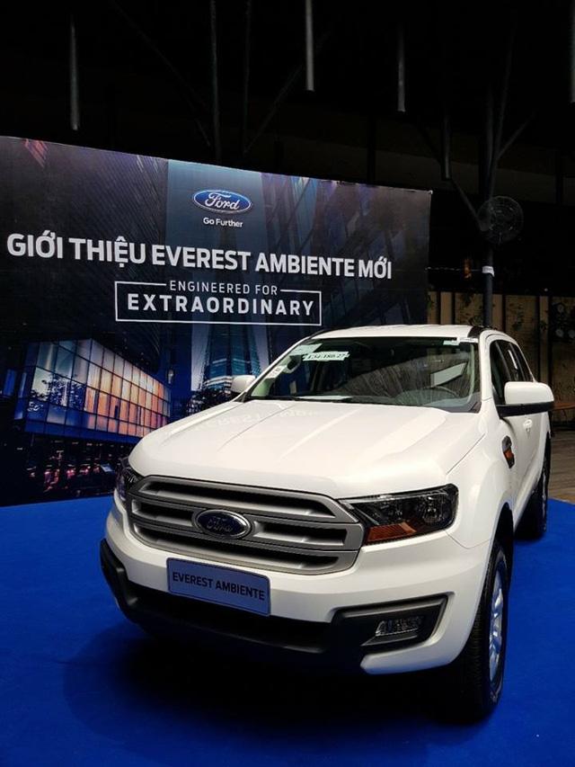 Lộ thêm ảnh và giá bán của Ford Everest mới tại Việt Nam - Ảnh 11.
