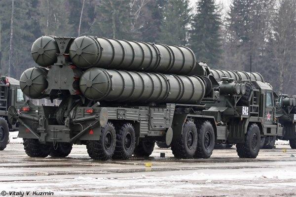 Tổ hợp S-400, vũ khí Nga, hệ thống phòng thủ tên lửa Nga