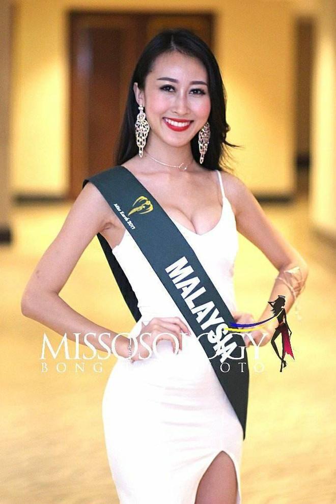 Loạt đối thủ của Hà Thu tại Miss Earth 2017 gây thất vọng bởi nhan sắc kém xinh - Ảnh 5.