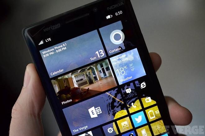 Sep Microsoft thua nhan Windows Phone da chet hinh anh 1