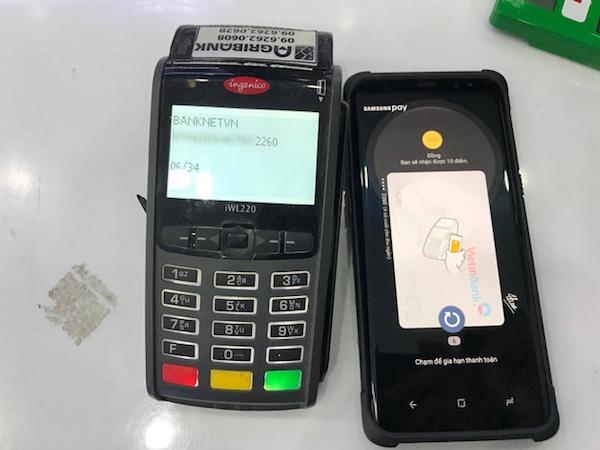 Dùng thử Samsung Pay tại Việt Nam: Nhanh nhưng cần thời gian