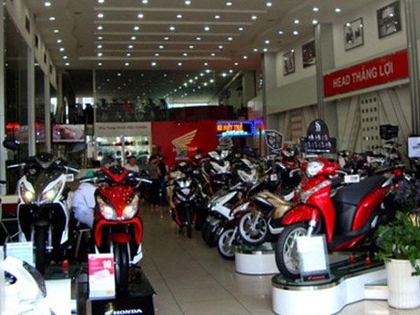 Hàng loạt xe máy Honda, Suzuki ở Việt Nam bị