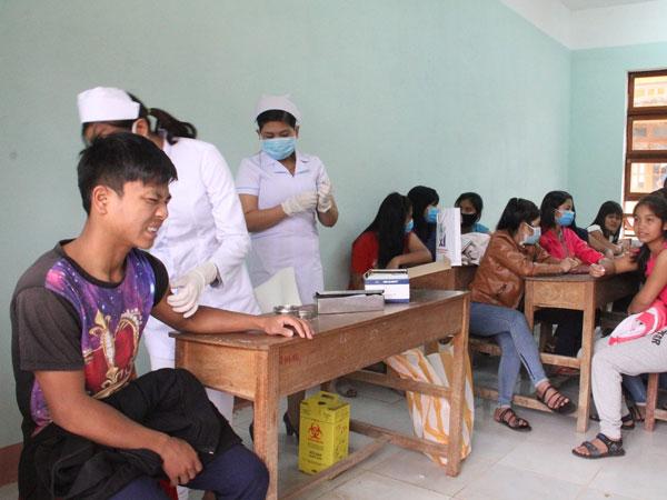 Quảng Nam: Bùng phát dịch bạch hầu ở trường tiểu học, một học sinh 8 tuổi tử vong