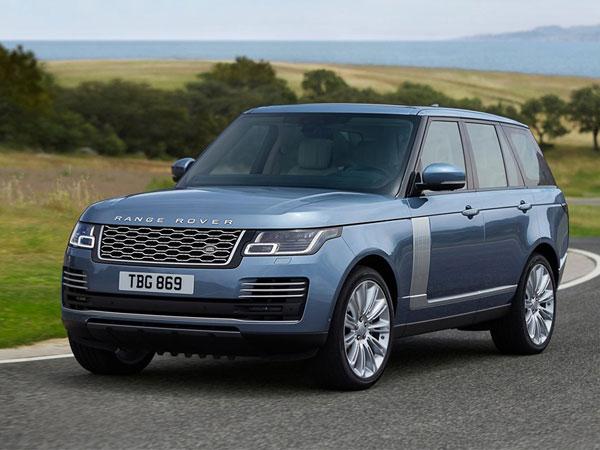 Range Rover 2018 - SUV hạng sang giá 87.350 USD