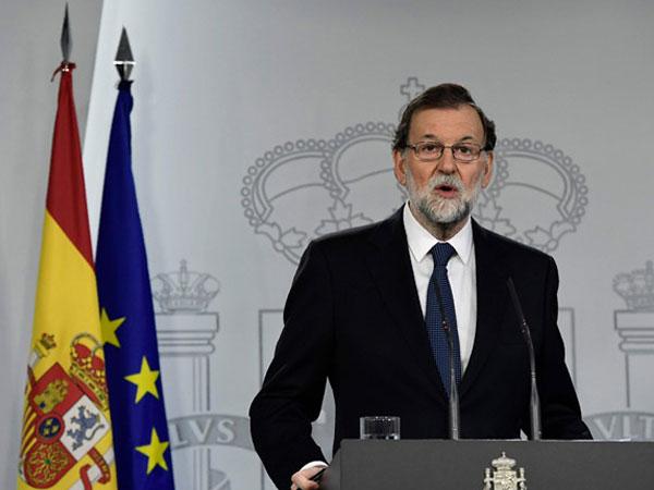 Tây Ban Nha yêu cầu Catalonia xác nhận tình trạng tuyên bố độc lập