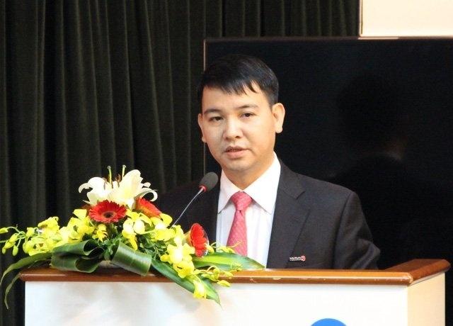Ông Tống Quốc Trường đã thôi chức Tổng giám đốc Vietlott từ đầu tháng 10 vừa qua.