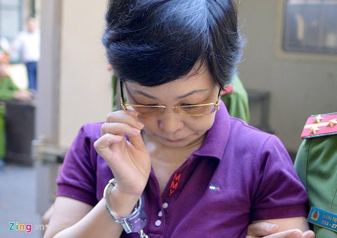 Chau Thi Thu Nga: 'Nhieu dieu oan uc chua duoc lam ro' hinh anh 1