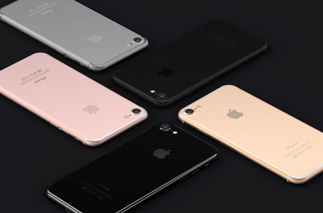 Hay mua iPhone 7 va quen iPhone 8, iPhone X di! hinh anh 1