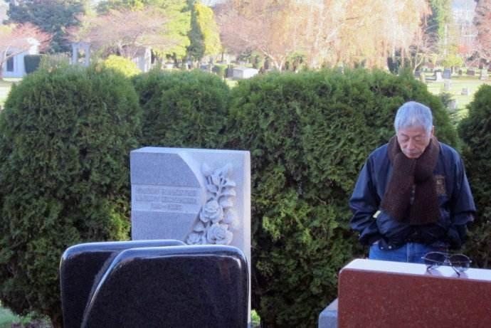 Người canh mộ cho Lý Tiểu Long và mối ân tình sâu nặng - 1