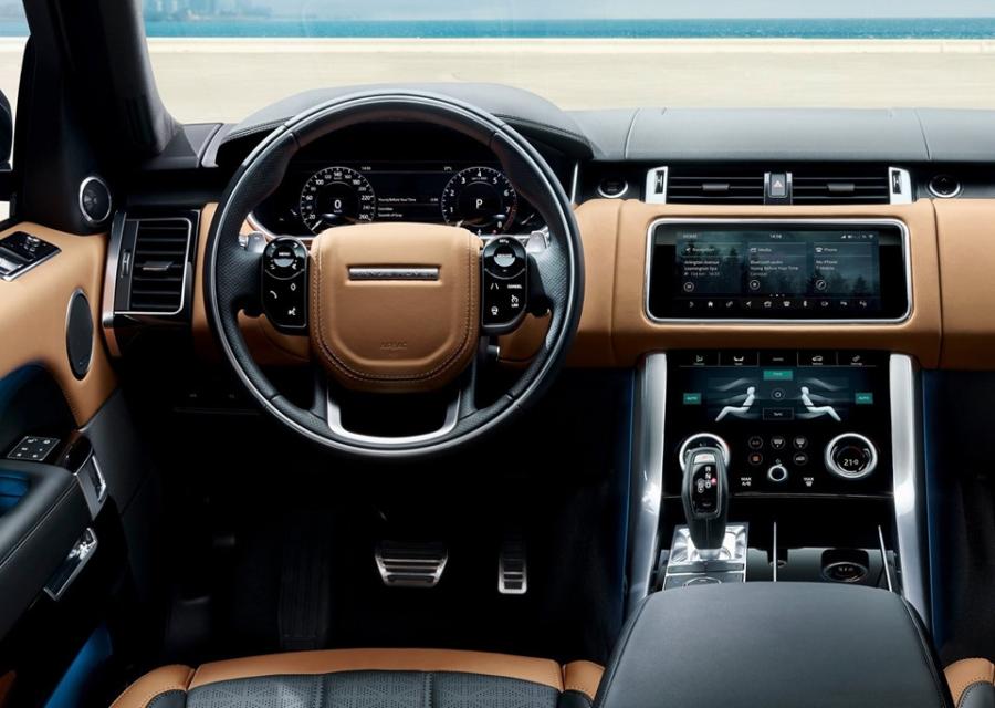 Range Rover 2018 - SUV hang sang gia 87.350 USD hinh anh 5