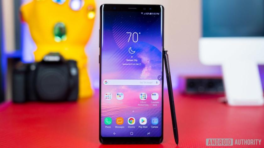 Sua loi thuong gap tren Samsung Galaxy Note 8 hinh anh 5