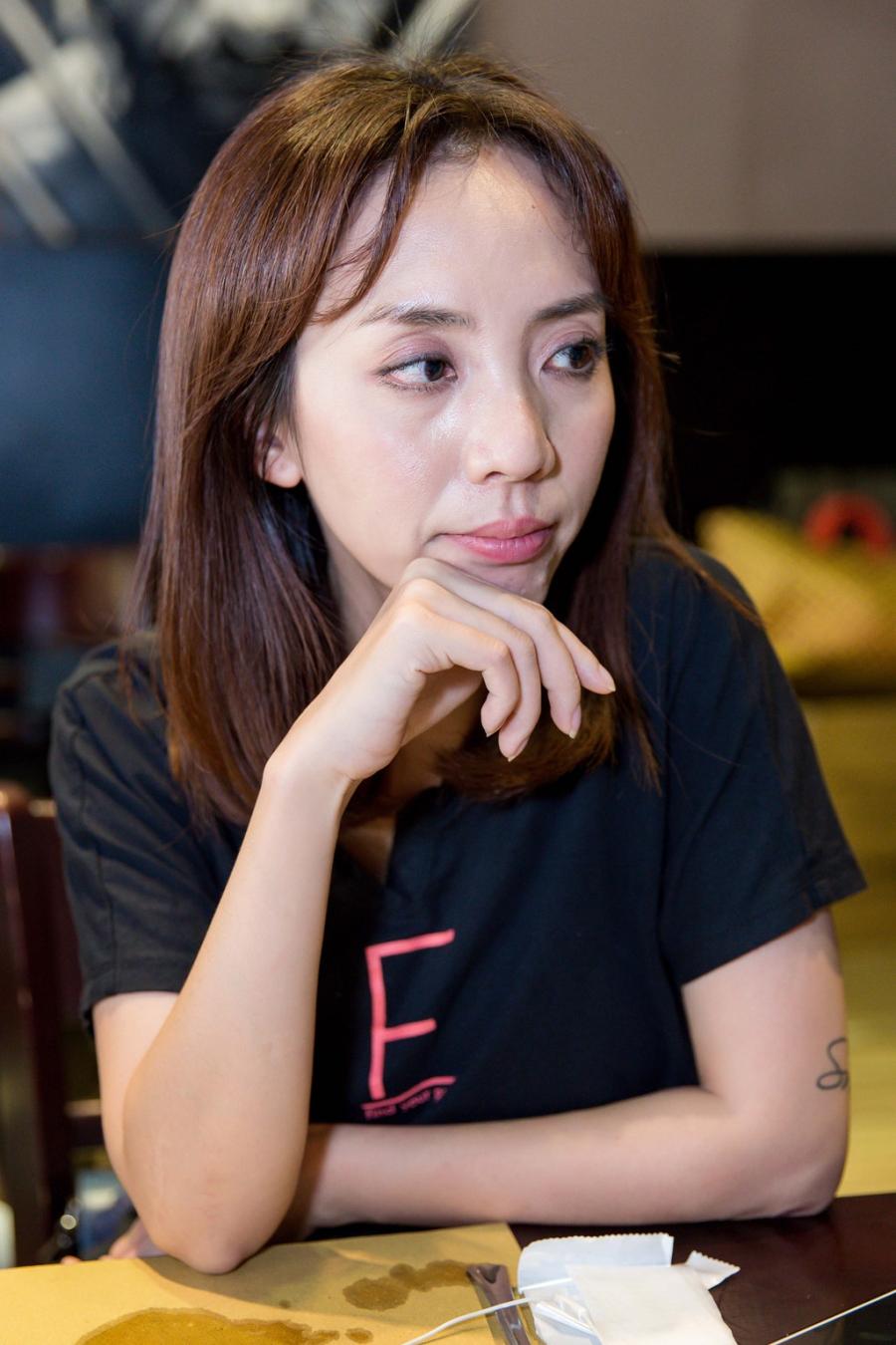 Thu Trang: 'Hai lan dong thai, phai nhap vien vi lo kiem cai an' hinh anh 2