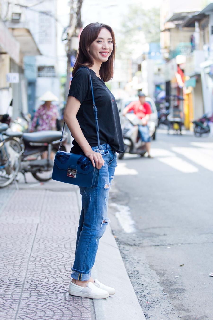 Thu Trang: 'Hai lan dong thai, phai nhap vien vi lo kiem cai an' hinh anh 4