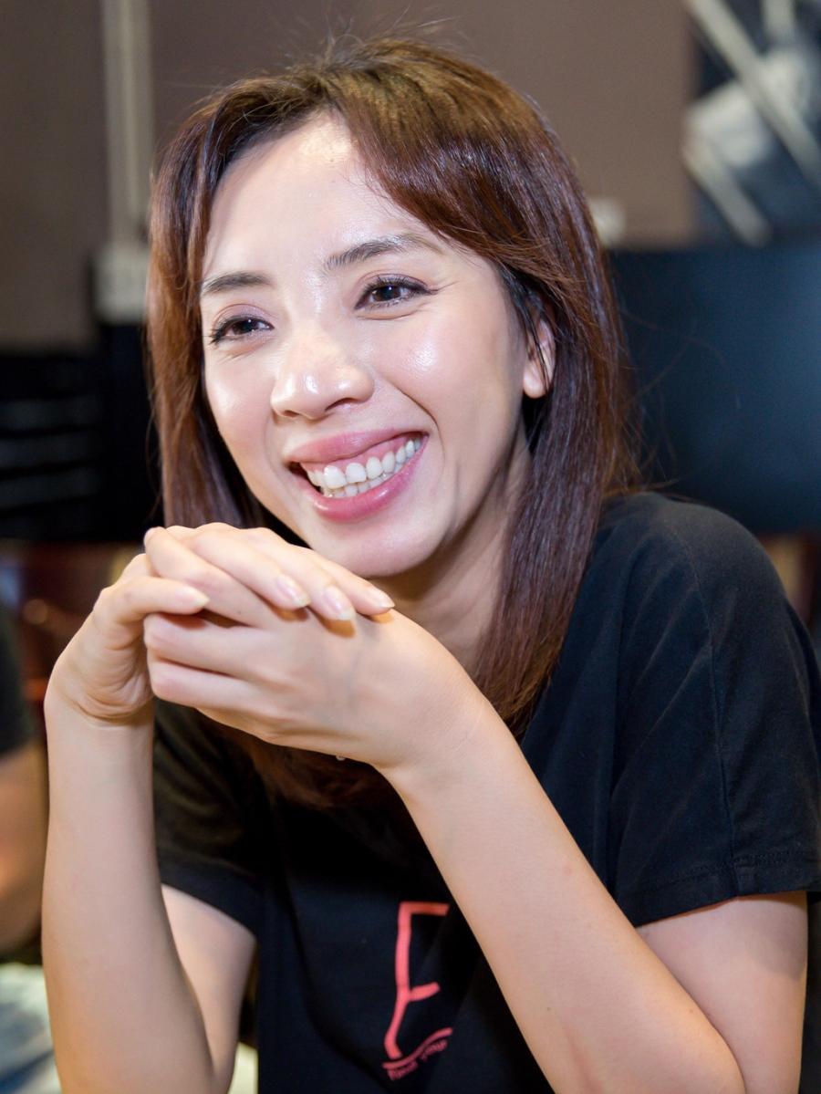 Thu Trang: 'Hai lan dong thai, phai nhap vien vi lo kiem cai an' hinh anh 5