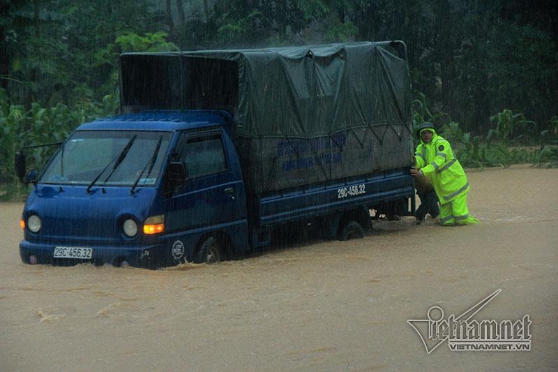 mưa lũ, lũ lụt, ngập lụt, Hòa Bình