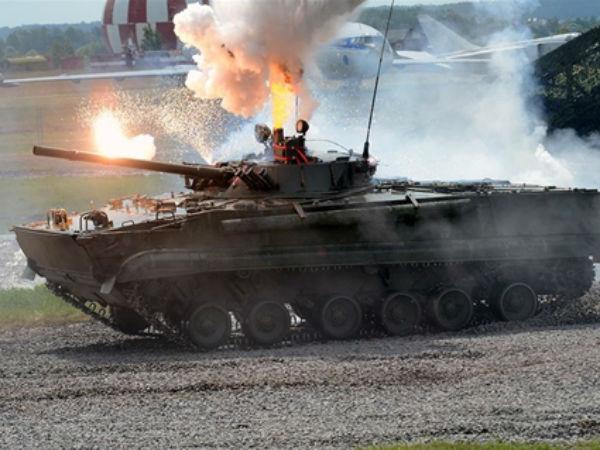 Cơ hội Việt Nam sở hữu BMP-3 với giá rẻ giật mình?