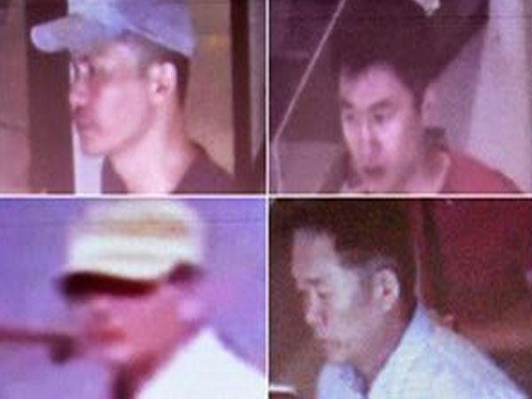 Danh tính 4 nghi phạm mới trong nghi án Kim Jong Nam