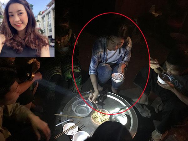 Hoa hậu Đỗ Mỹ Linh bị mất liên lạc khi lên Yên Bái công tác