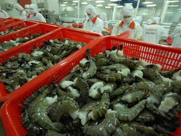"""Nơm nớp lo hải sản bị """"thẻ vàng"""" ở EU"""