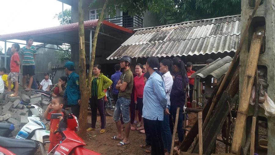 Cận cảnh hiện trường vụ sạt lở đất làm gần 10 người chết - 4