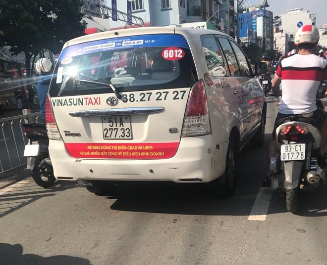 Co the kien Uber, Grab tai Viet Nam? hinh anh 2