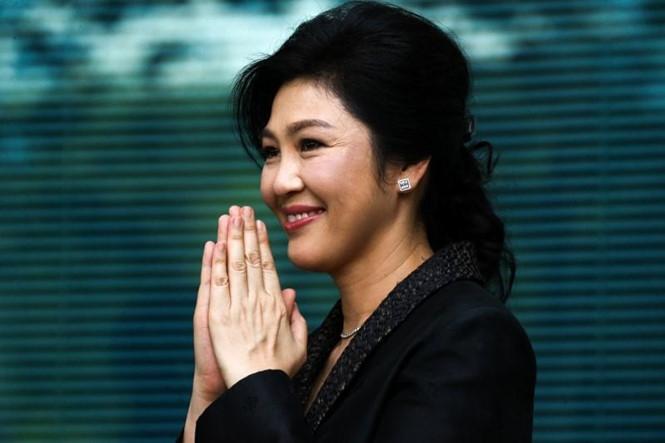 cựu Thủ tướng Thái Lan Yingluck Shinawatra /// Reuters