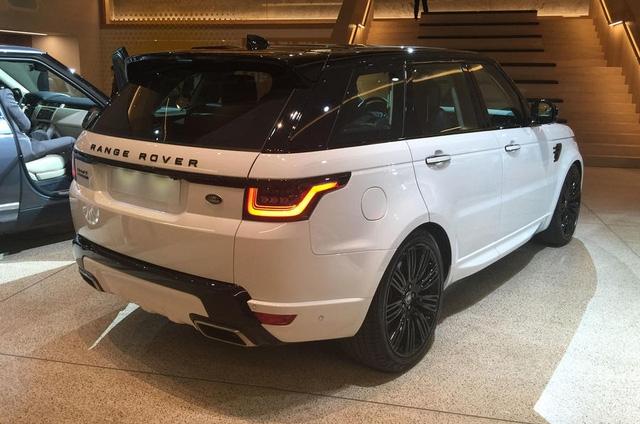 Lần đầu chiêm ngưỡng vẻ đẹp bằng xương, bằng thịt của Range Rover Sport 2018 - Ảnh 4.