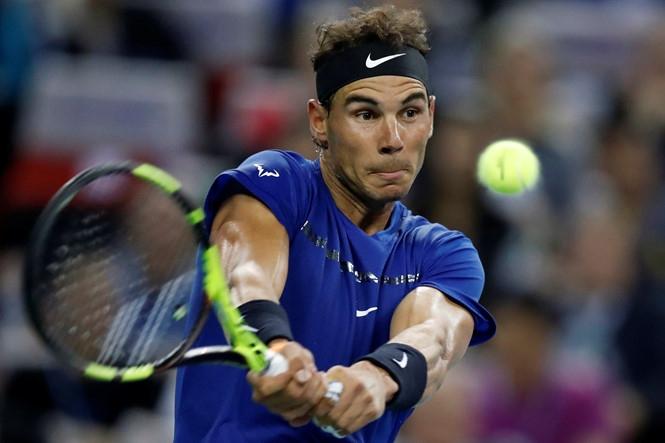 Nadal vẫn thi đấu với phong độ rất cao /// REUTERS