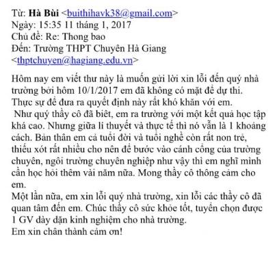 """""""Thủ khoa chăn lợn"""" từng bỏ lỡ cơ hội vào Trường chuyên Hà Giang vì thiếu tự tin - Ảnh 2."""