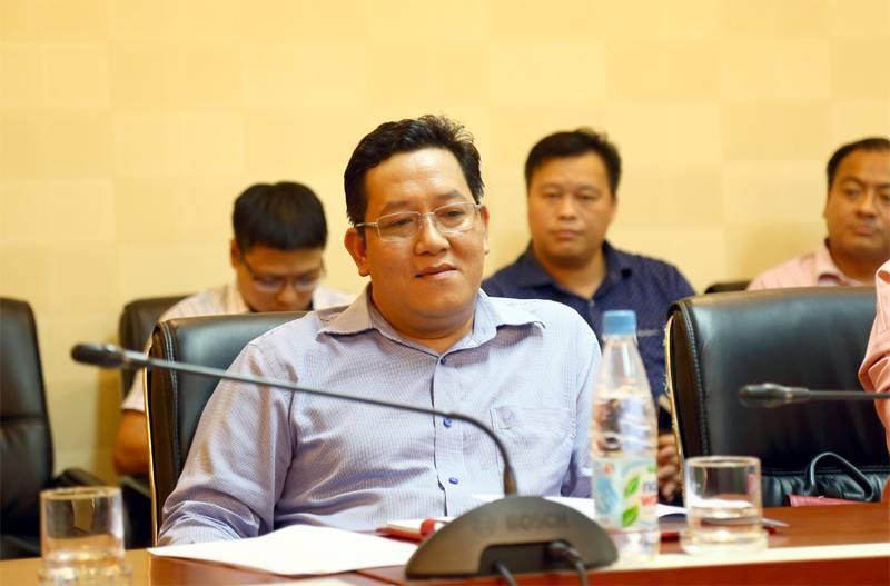 cục phó mất trộm, Bộ TN&MT, Nguyễn Xuân Quang