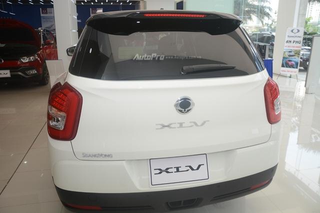 Cận cảnh SsangYong XLV có giá từ 799 triệu Đồng tại Việt Nam - Ảnh 11.