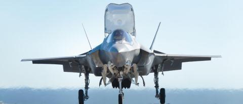F-35 thang to khi thu dau cac tiem kichNATO