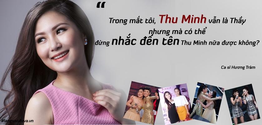 """huong tram: tu co gai 17 tuoi tai nang toi ngoi sao voi nhung phat ngon gay """"bao"""" - 3"""